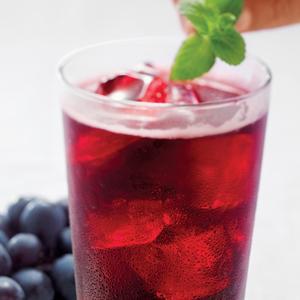 Grape Cherry Soda