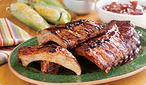 BBQ Baby Back Ribs with Smokey Chipotle Sauce