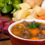 French Beef Stew in a Bowl