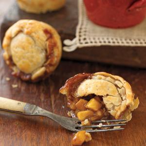 Lanni Orchards Caramel Apple Pie Cups