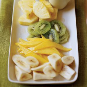 Tropical Fruit Melange