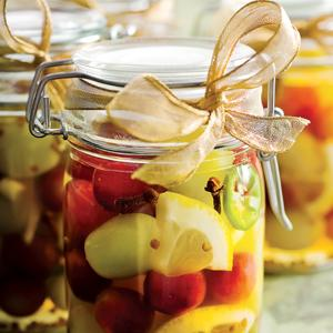 Adam Ried`s Spicy Pickled Grapes