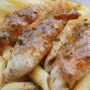 Chicken and Mushroom with Penne