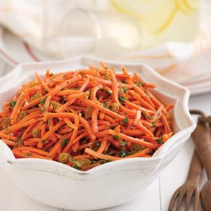 Carrot Raisin Slaw