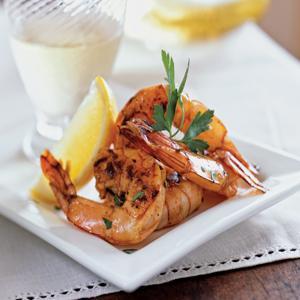 Grilled Cajun Shrimp