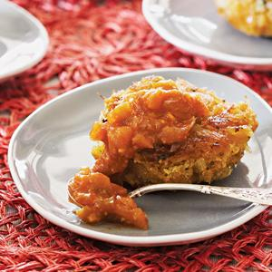 Mini Crab Cakes and Quick Creole Sauce