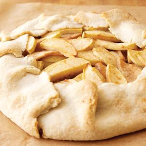 Apple and Pear Crostata