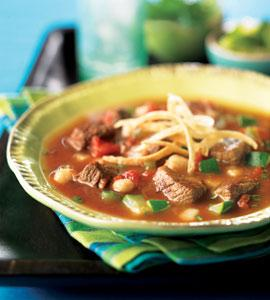 Beef Pozole (Hearty Beef Soup)