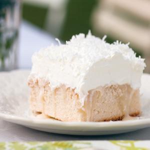 The Austin Family`s Sweet Coconut Cake
