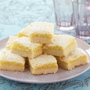 Lemon Lime Squares
