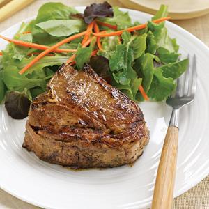 Lemongrass-Marinated Lamb Chops