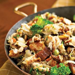 Turkey Vegetable Hash