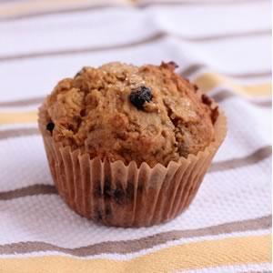 Peanut Bran Muffins