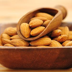 Spiced Toasted Almonds