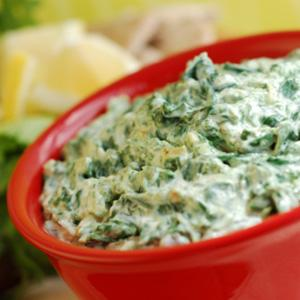 Spinach Vegetable Dip