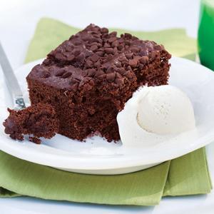 Moxie Chocolate Cake
