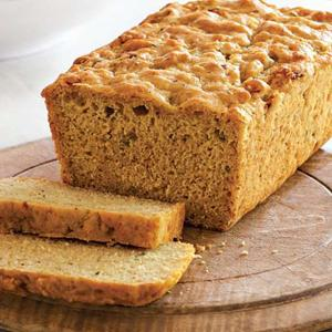 Beer Bread with Rosemary and Onion