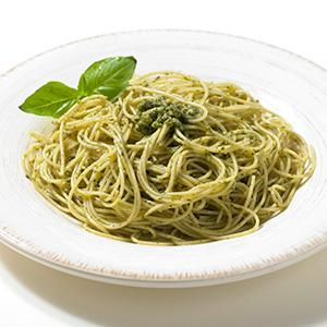 Pesto Angel Hair