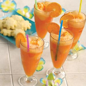 Double Orange Crush Floats