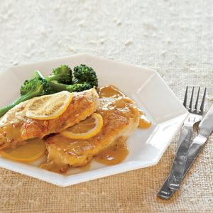 Dolores's Lemon Chicken