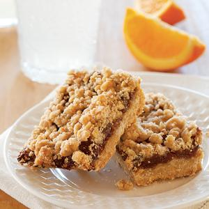 Amish Raisin Bars