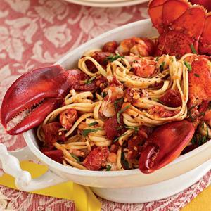 Linguine Lobster Fra Diavolo