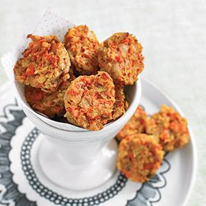 Roasted Veggie Bites