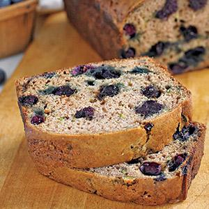 Berry Good Bread