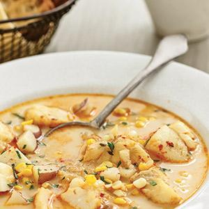 Summer Fish Chowder