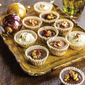 Adaptable Holiday Nut Cups