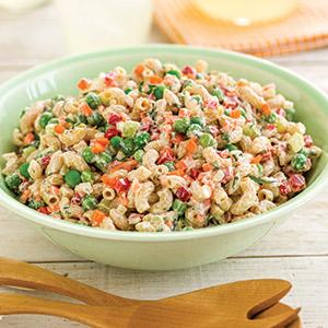 Enhanced Macaroni Salad