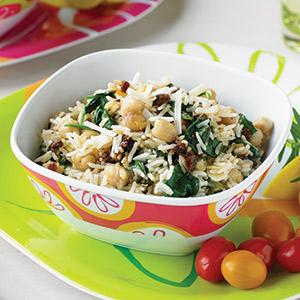 Florentine Rice Salad