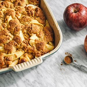 Apple Streusel