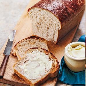 Honey-Oat Sandwich Bread