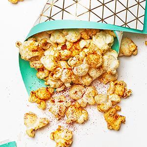 Sweet and Smoky Popcorn