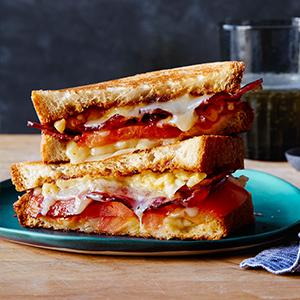 Classic Grilled Cheese with a Twist
