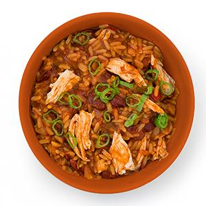 New Orleans-Style Chicken and Rice