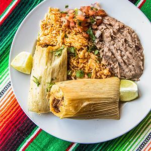 Red Chili Tamales