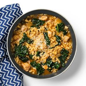 Pork and Kale Soup