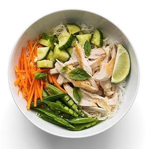 No-Cook Vietnamese Noodle Bowls