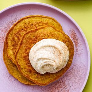 Pumpkin-Spice Pancakes