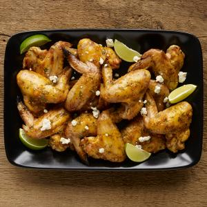Kerry Altiero's Whole Roasted Wings w/Taste of Inspirations Mango Coconut Habanero Sauce