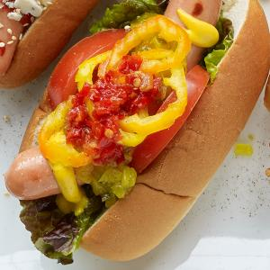 Kerry Altiero's Classic Chicago-inspired Fully Loaded Dogs