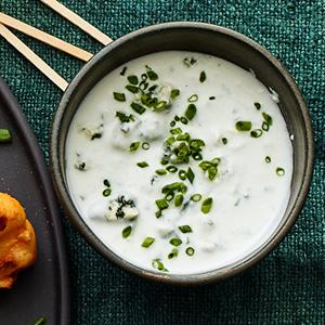 Easy Blue Cheese Dip