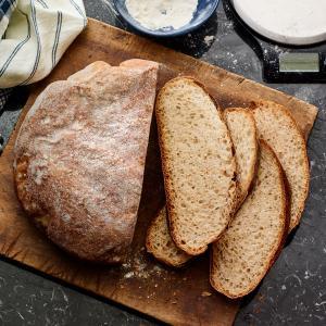 Easy Dutch Oven Bread