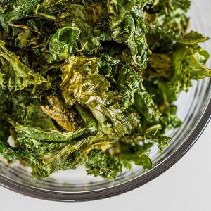 Rosemary Kale Chips