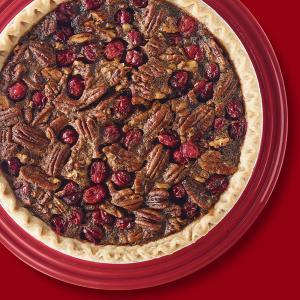 Chef Ric Orlando's Cranberry-Nut Pie