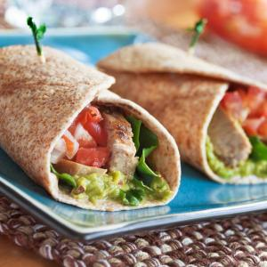 Chipotle Pork Wrap