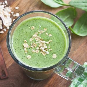 Melissa's Green Breakfast Smoothie