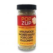 Popzup Applewood Smoked Maple Popcorn Seasoning